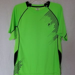 Fila sport men's tee shirt size Medium